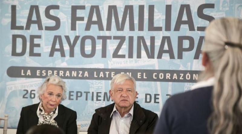 Ayotzinapa, el cruce de caminos