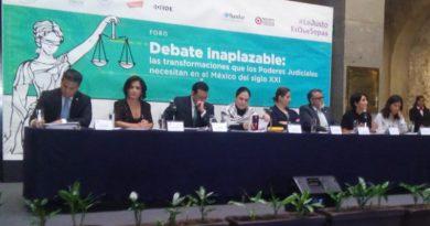 transformar los poderes judiciales a partir del debate plural