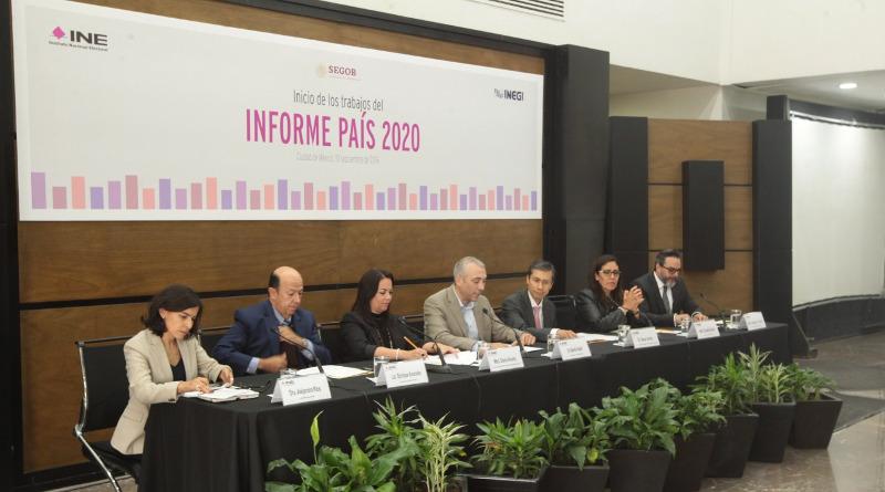 Realizarán Encuesta de Cultura Cívica Informe País 2020