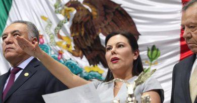 Laura Rojas Hernández (PAN) presidirá la Cámara de Diputados