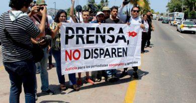 Cada 17.4 horas se agrede a la prensa en México con AMLO