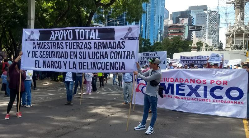 #ElPoderSomosTodos: Llaman a evitar que Morena acabe con libertades