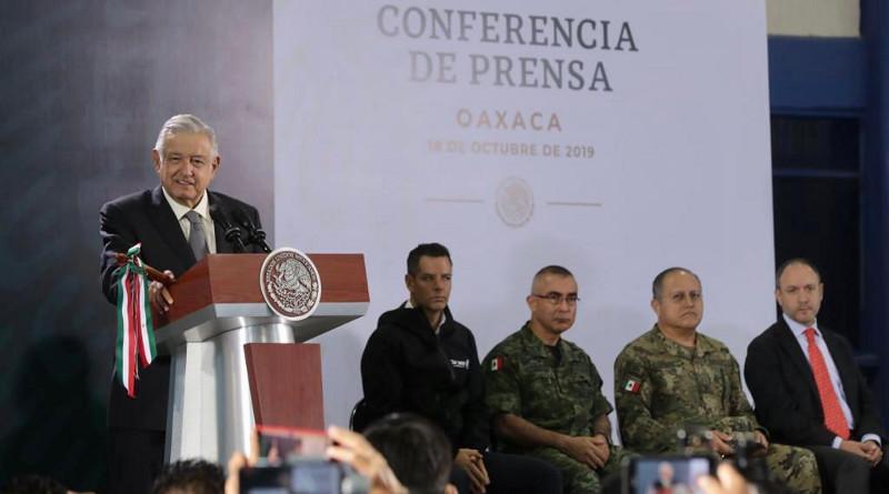 Culiacán 10/17: #MexicoNoTienePresidente, claman en redes sociales