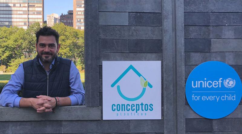 En África, empresa colombiana transforma el plástico en educación