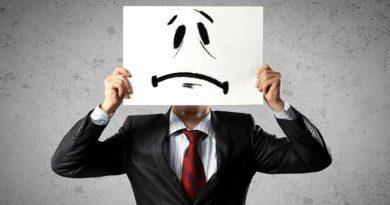 Actitudes positivas ante los fracasos
