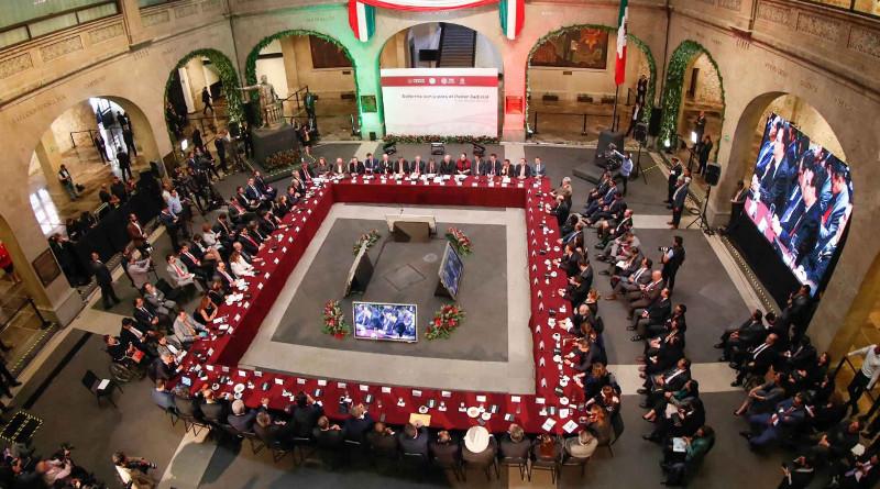 Inicia diálogo para la reforma del Poder Judicial