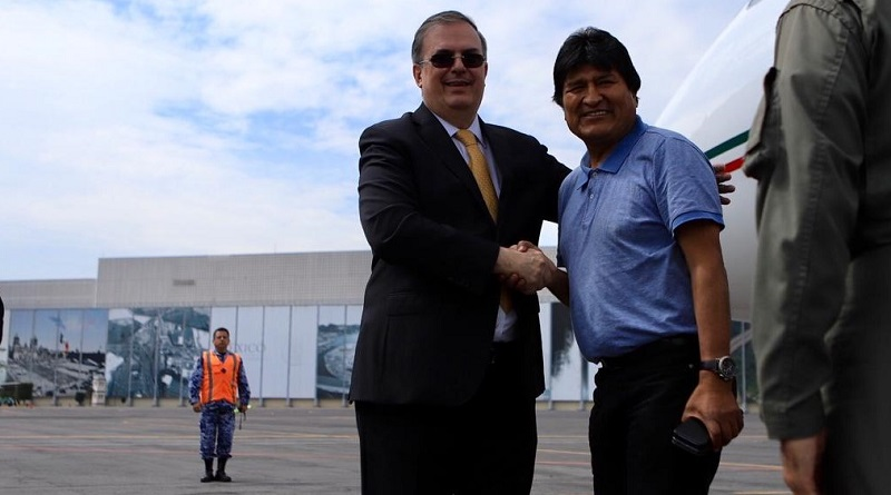 Evo Morales incita a la violencia desde México, denuncia Bolivia
