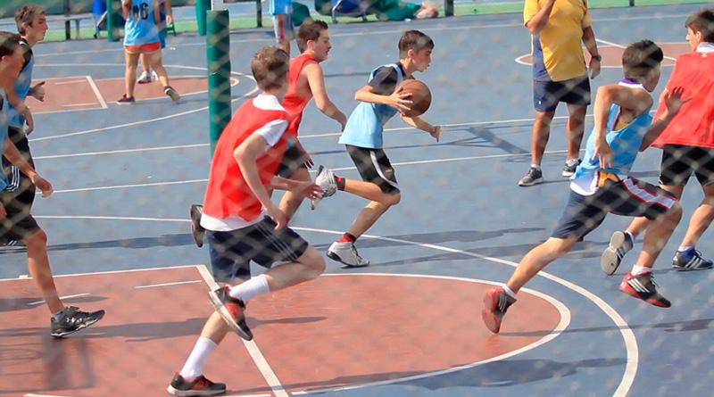 El deporte ayuda a nuestros hijos a estar sanos