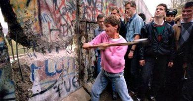 Caída del Muro de Berlín: 30 años de la liberación del yugo comunista