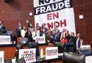 MORENA hace «fraudes patrióticos», como lo hizo el PRI