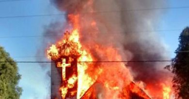 Protestas en AL: violencia, política y religión