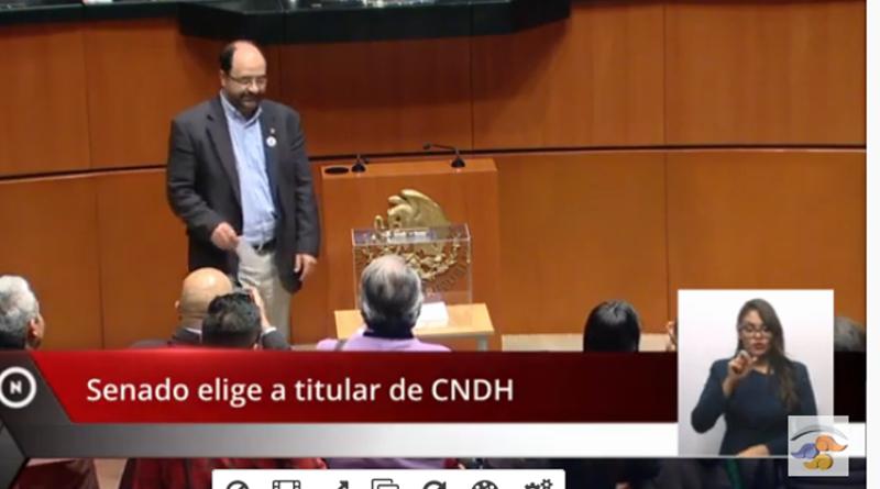 Exige PAN a MORENA no se tome protesta a Rosario Piedra para CNDH