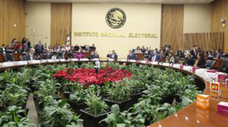 Arranca el registro de candidatos a diputados federales para la elección mexicana del 6 de junio de 2021.