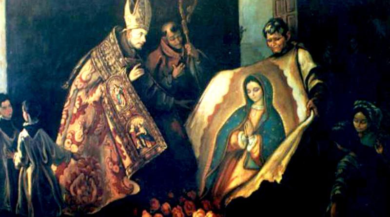 """La aparición Guadalupana en el """"Nican mopohua"""""""
