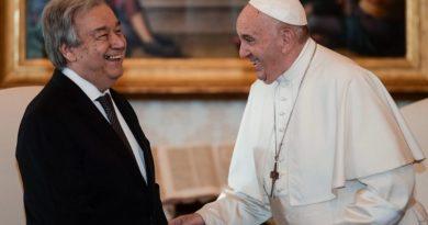 Mensaje del Papa Francisco y ONU en defensa de la dignidad humana