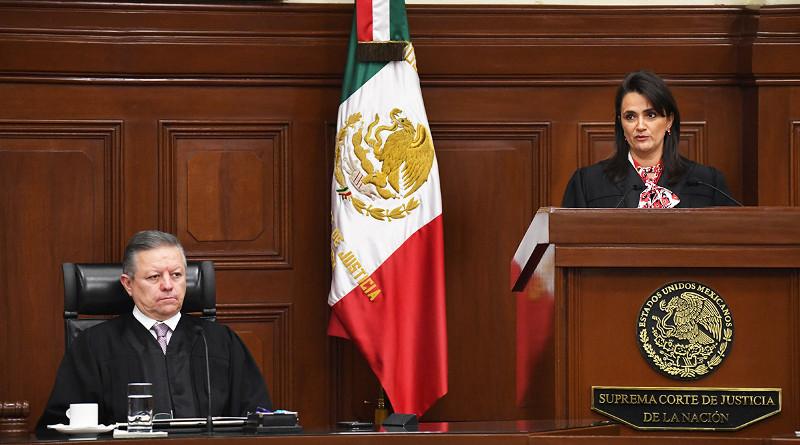 Afirma Ríos-Farjat que se conducirá con independencia en la SCJN