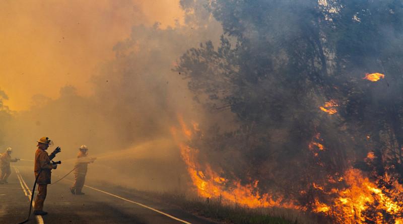 Efectos nocivos de incendios en Australia llegan hasta Sudamérica