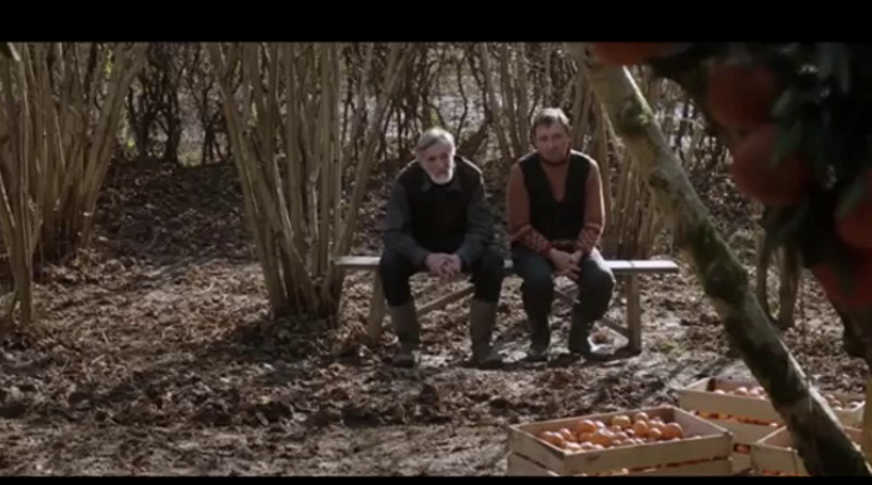 """La película """"Mandarinas"""" nos muestra una imagen donde la esperanza y la convivencia son posibles."""