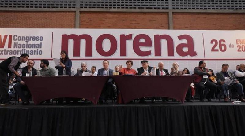 VI Congreso Nacional Extraordinario de Morena