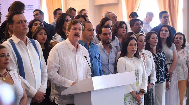 Reunión Plenaria de Diputados del PAN; Mérida, Yucatán, 2020