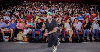 """Concluye con éxito gira de la película """"Inesperado"""" en México"""