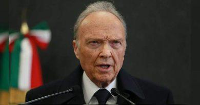 Alejandro Gertz Manero, Fiscal General de la República. México.