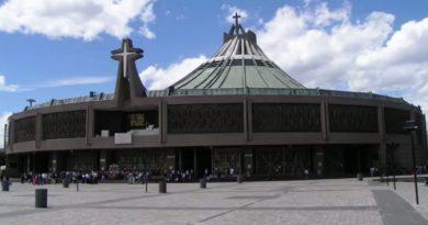 Basílica de Guadalupe; Ciudad de México