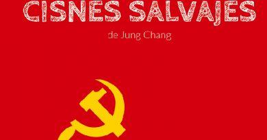 """Buenas lecturas: """"Los Cisnes Salvajes"""", de Jung Chang"""