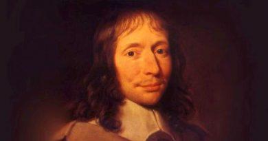 """Blaise Pascal: """"El corazón tiene razones que la razón no entiende"""""""