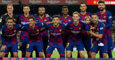 El Barcelona pacta acuerdo por Coronavirus