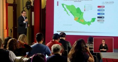 """Efectivamente, el coronavirus """"le vino como anillo al dedo"""" a AMLO para desviar la atención sobre otros temas importantes para México"""