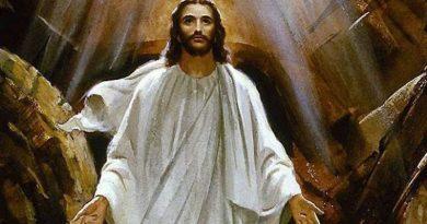Vivamos en familia la Pascua de Resurrección