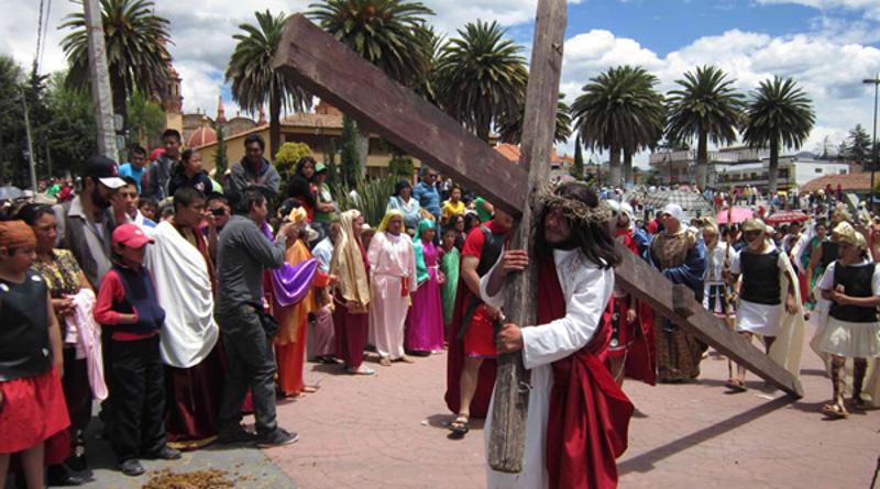 La Semana Santa en cuarentena es una excelente situación para vivir intensamente la Semana Santa, en familia, sin salir de nuestras casas