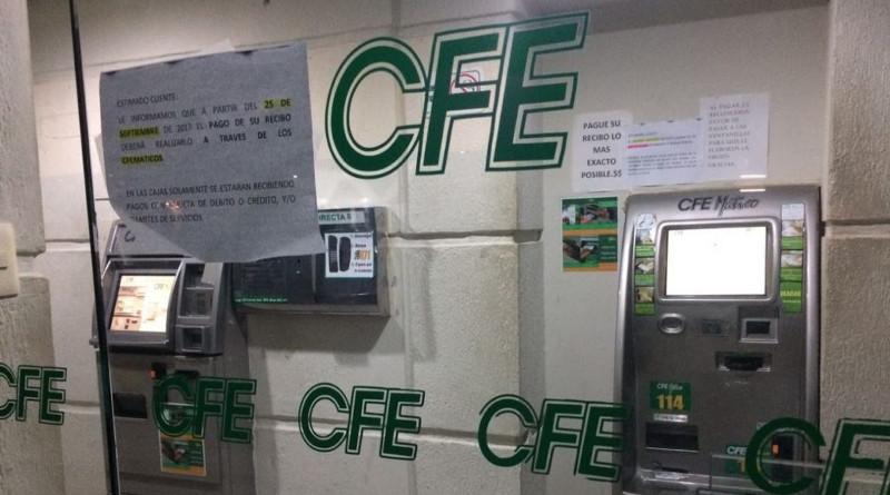 CFE está recibiendo una lluvia de reclamos por parte de los usuarios ante los excesivos cobros que están llegando en los recibos.