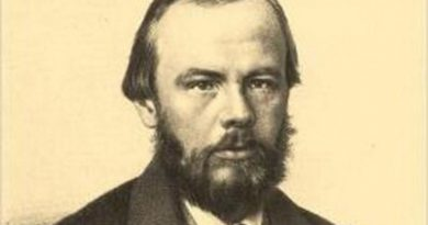 Fiodor Dostoievski, uno de los grandes de la Literatura Universal