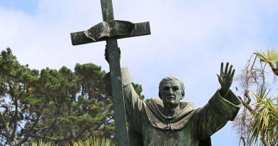 Fray Junípero Serra es uno de los grandes civilizadores de Occidente.