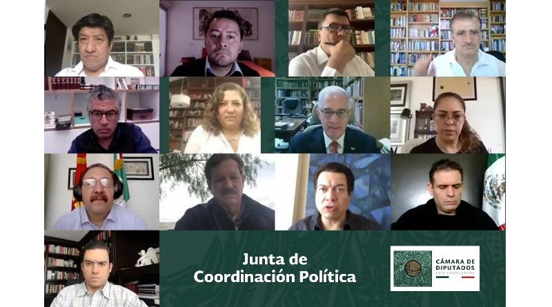 Acuerda Jucopo periodo extra para elegir a los 4 nuevos consejeros electorales del INE