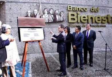 Con el Bsnco del Bienestar, López Obrador va con todo para las elecciones de 2021.