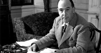 C. S. Lewis es uno de escritores que se leen con gusto, divierten y ayudan a reflexionar.