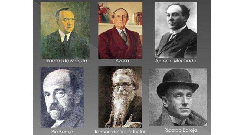 """Los literatos de la """"Generación de 1898"""" sembraron la conciencia de modernizar a España"""