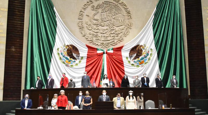 Grupos Parlamentarios festejan acuerdo para elegir a 4 consejeros del INE.