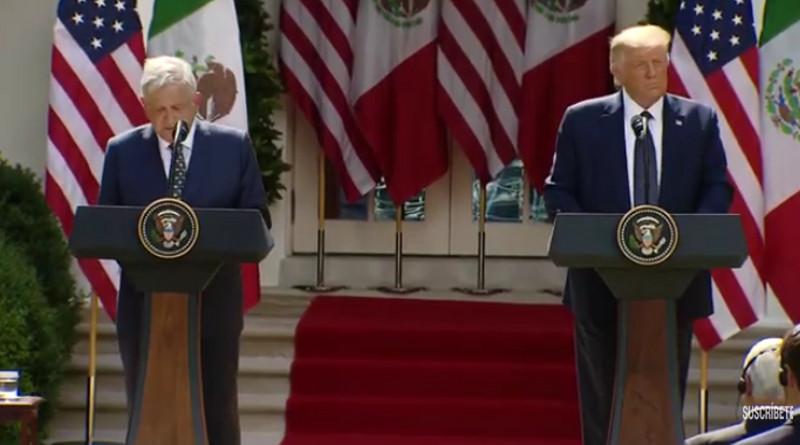 Donald Trump le permitirá a López Obrador hacer en México cuanto le venga en gana, como hundir al país en un pantano populista.