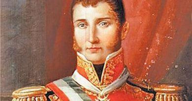 """En el Bicentenario de la Independencia, publican libro """"Agustín de Iturbide, Libertador de México""""."""