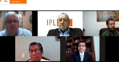Realiza el IPL Foro de Diálogo Social sobre el personal de salud en México.