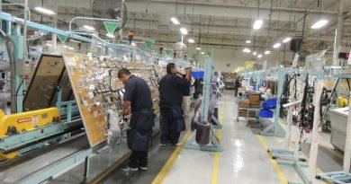 Establecen maquiladoras de Ciudad Juárez protocolos de seguridad ante coronavirus.