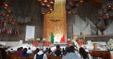 Participan más de 3 millones de personas en peregrinación virtual a la Basílica de Guadalupe.