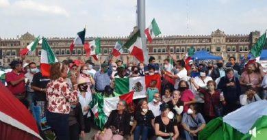 """Pide #FRENAAA apoyo de OEA y ONU; prevé violencia de """"Amlovers"""""""