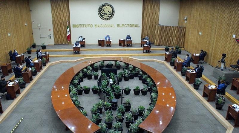 Instituto Nacional Electoral (INE)