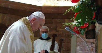 """La encíclica Fratelli Tutti es considerada por algunos como """"el Testamento de Francisco""""."""