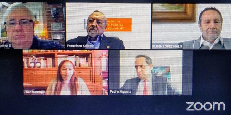 El Senador Francisco Javier Salazar Sáenz propondrá vías alternas para que las objeciones de los especialistas sean tomadas en cuenta en la reforma al Outsourcing.